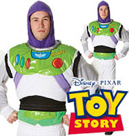 Buzz Lightyear - Adult Costume Fancy Dress