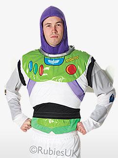 Buzz Lightyear Dog Costume Uk