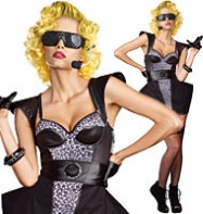 Super Star - Adult Costume  Fancy Dress
