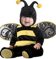 Lil' Stinger - Baby Costume Fancy Dress