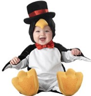 Lil' Penguin - Baby Costume Fancy Dress