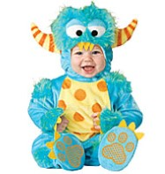 Lil' Monster - Baby Costume Fancy Dress