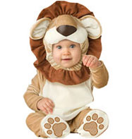 Lovable Lion - Baby costume Fancy Dress