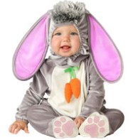Lovable Wee Wabbit - Baby costume Fancy Dress