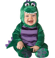 Dinky Dino - Baby costume Fancy Dress