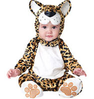 Leapin Leopard - Baby costume Fancy Dress