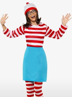 Where's Wally Wenda