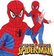Spiderman Classic - Toddler Costume Fancy Dress