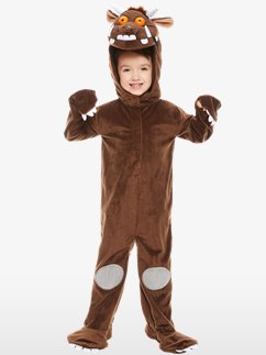 Gruffalo - Child Costume Fancy Dress