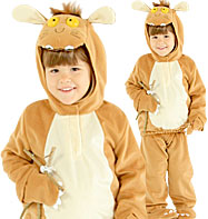 Gruffalos Child - Child Costume Fancy Dress