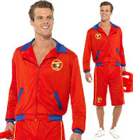 Baywatch Beach - Adult Costume Fancy Dress