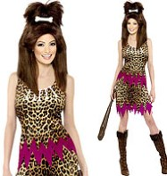 Cavegirl Cuite - Adult Costume Fancy Dress