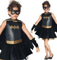 Batgirl - Child Costume Fancy Dress
