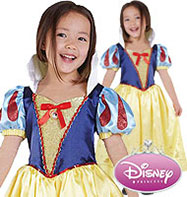 Snow White Royale - Child Costume Fancy Dress