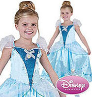 Cinderella Royale - Child Costume Fancy Dress