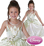 Tiana Royale - Child Costume Fancy Dress