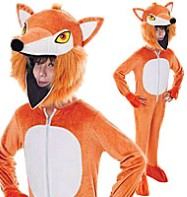 Fox - Child Costume Fancy Dress