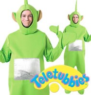 Teletubbies Dipsy - Adult Costume Fancy Dress