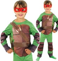 Deluxe TMNT - Child Costume Fancy Dress
