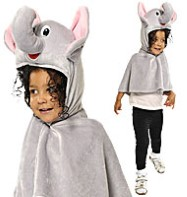 Elephant Cape Fancy Dress