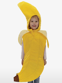 Banana - Child Costume Fancy Dress