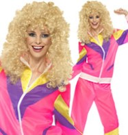 80's Shell Suit - Adult Costume Fancy Dress