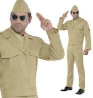 American GI - Adult Costume Fancy Dress