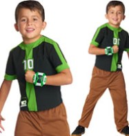 Older Ben10 Omniverse  - Child Costume Fancy Dress