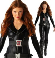 Black Widow - Adult Costume Fancy Dress