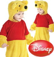 Winnie the Pooh - Toddler Costume Fancy Dress