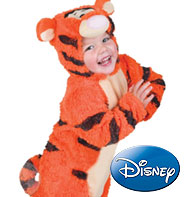 Tigger - Infant Costume Fancy Dress