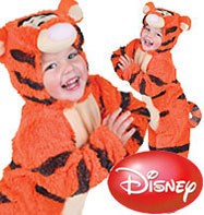 Tigger - Toddler Costume Fancy Dress