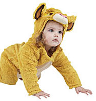 Simba - Infant Costume Fancy Dress