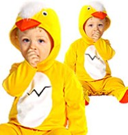 Baby Chick - Infant Costume Fancy Dress