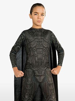 General Zod - Child Costume Fancy Dress