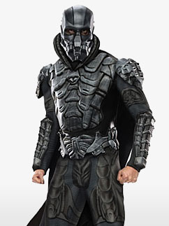 General Zod Deluxe - Adult Costume