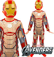 Fancy Dress - Boys Iron Man 3