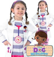 Doc McStuffins - Child Costume
