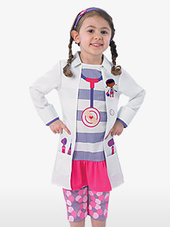Doc McStuffins - Child Costume Fancy Dress