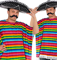Mexican Serape - Adult Costume