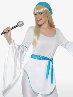 Super Trouper - Adult Costume Fancy Dress