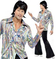 70's Retro Man - Adult Costume Fancy Dress
