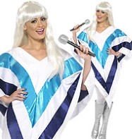 Super Trouper Cape - Adult Costume Fancy Dress