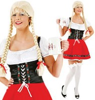 Sexy Dirndl - Adult Costume Fancy Dress
