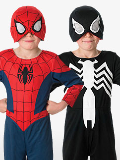 2 in 1 Ultimate Spider-Man - Child Costume