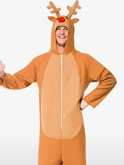Christmas Onesies Costumes | Party Delights