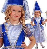 Fibreoptic Fairy - Child Costume Fancy Dress