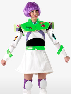 Ladies Buzz Lightyear