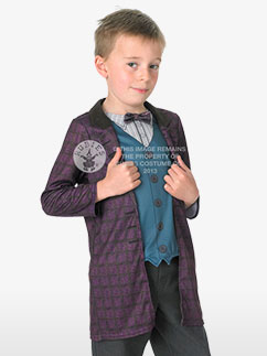 Doctor Who11th Doctor - Child Costume Fancy Dress