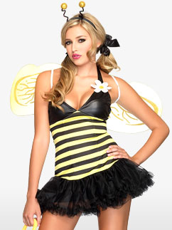 Daisy Bee - Adult Costume Fancy Dress